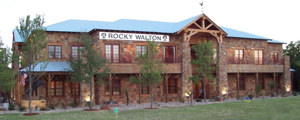 Rocky Walton's Office